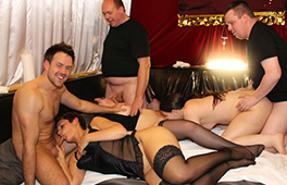 Real wife swapping swingers